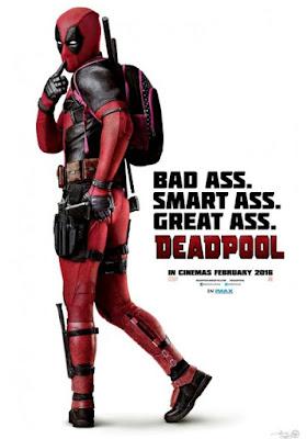 Sinopsis dan Trailer Film Deadpool
