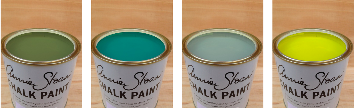 colores chalk paint annie sloan