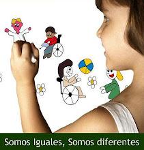 Somos iguales, somos diferentes....