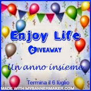giveaway compleanno