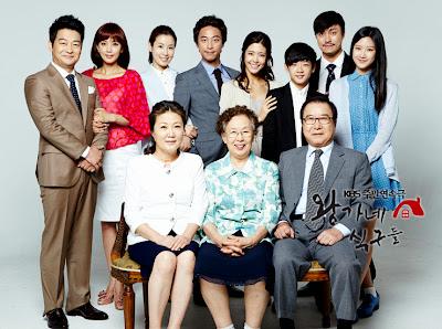 kings family 2  Gia Đình Hoàng Gia