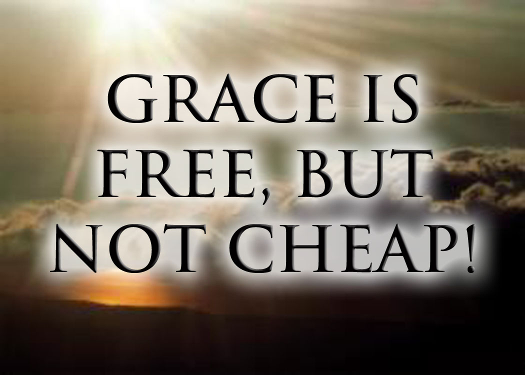 Cheap grace from dietrich bonhoeffer s book the cost of discipleship