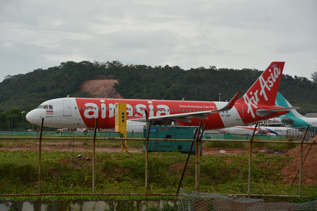 Nai Yang Beach Air Asia