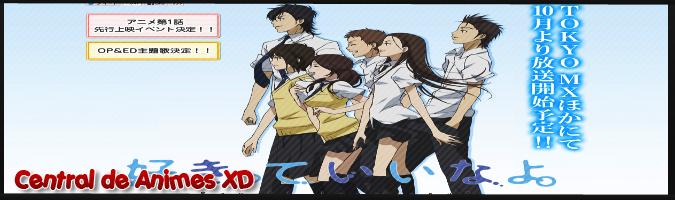 Assistir - Suki-tte Ii na yo - Episódio 04 - Online
