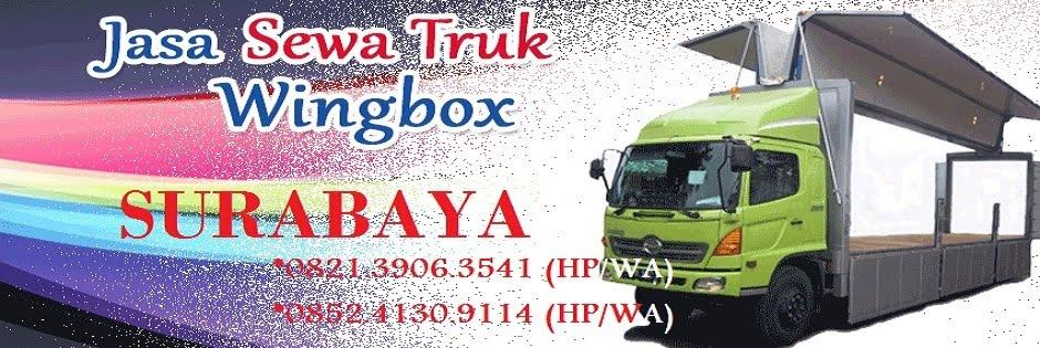 SEWA TRUK WING BOX SURABAYA, GRESIK, SIDOARJO, JAKARTA, BANDUNG, TANGERANG, SEMARANG, DENPASAR