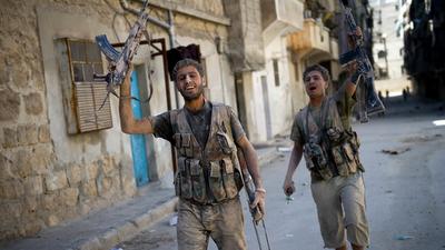 la proxima guerra eeuu entrena a los medios de comunicacion rebeldes en siria