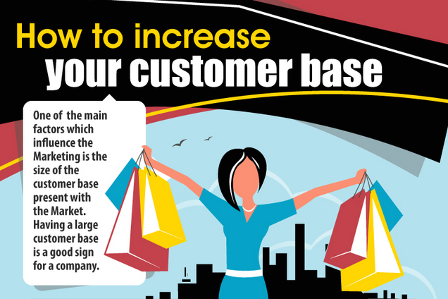 image: How To Increase Your Cutomer Base