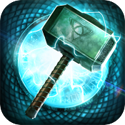 Thor: The Dark World - The Official Game App iTunes App Icon Logo By Gameloft - FreeApps.ws