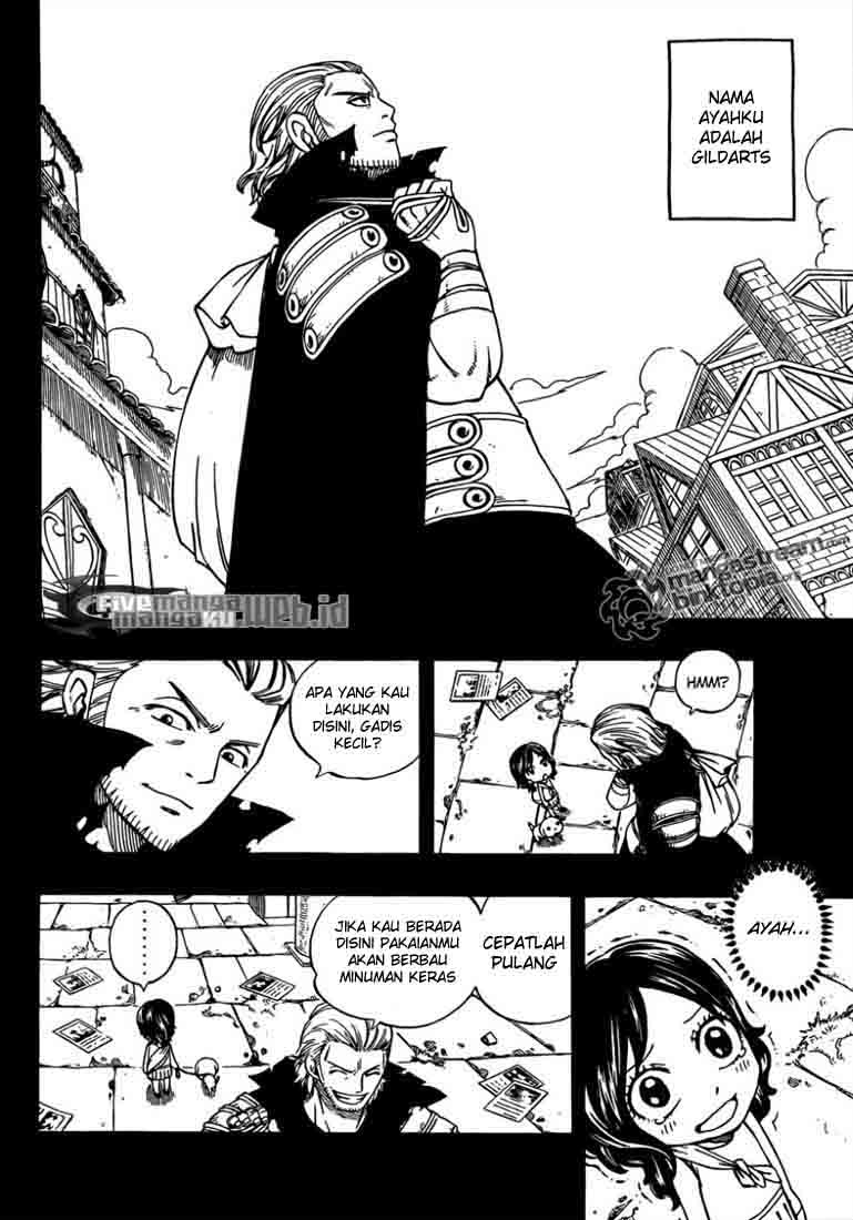 Fairy Tail 232 page 8