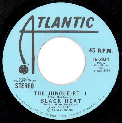 Black Heat - The Jungle Pt. I