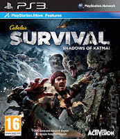 Cabela&#8217;s Survival: Shadows of Katmai &#8211; PS3