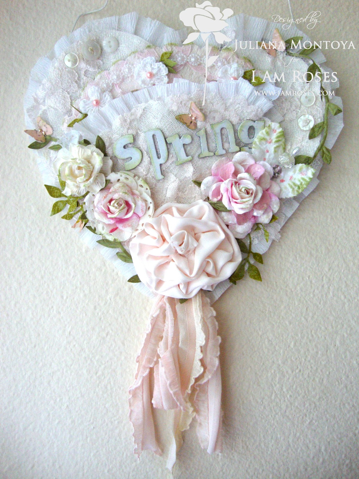 Shabbychicjcouture shabby spring sign april showers brings may love birdcages so i had to also include this little one here mightylinksfo