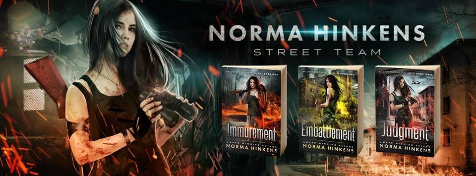 Norma Hinkens Street Team