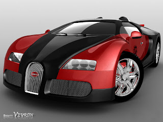 Bugatti on Fast Cars  Bugatti Veyron The Most Powerful Car In The World