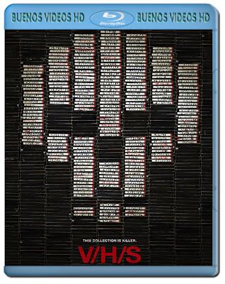 V/H/S [Las cronicas del miedo] [2012] [BdRip 720p] [Español Latino] [PL]