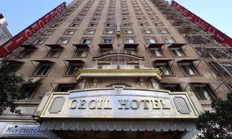 ¿El misterioso Hotel Cecil parte de la trama de 'American Horror Story: Hotel'?