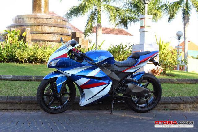 New Honda MegaPro Ala Superbike