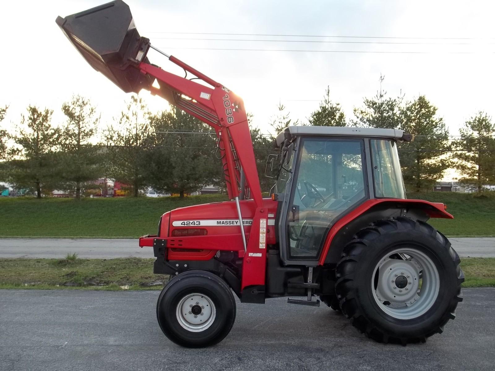 2004 massey ferguson 4243 5400 eur tractors trucks pewsey ltd rh tractors trucks blogspot com 4243 Massey Ferguson Pricing massey ferguson 4243 manual