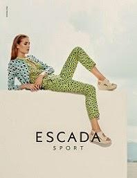 ESCADA SPORT SS2015 Ad Campaign