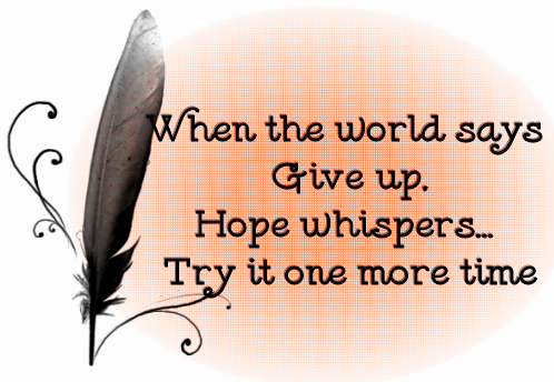 quotes on hope 1 - Quote of the Day *13th May 2013*