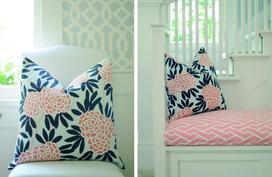 Caitlin Wilson pillow giveaway.