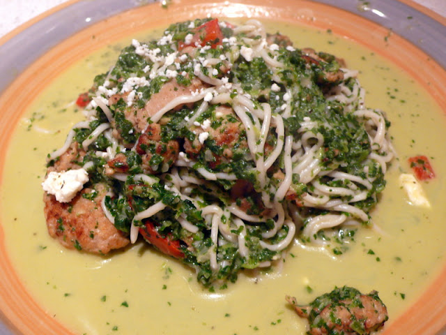 Low Carb Shirataki Noodles Italian Style Spinach Pasta Recipe New Twist On An Old Dish Carmen
