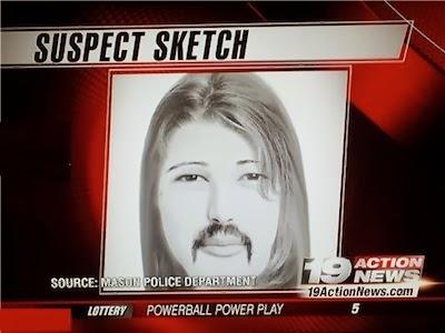 Funny Police Sketch 2- magrush.com