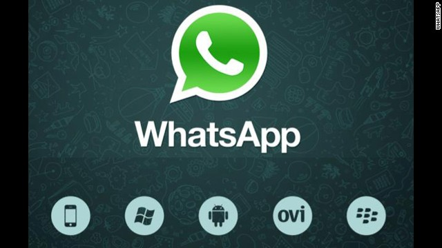 Hitos de WhatsApp