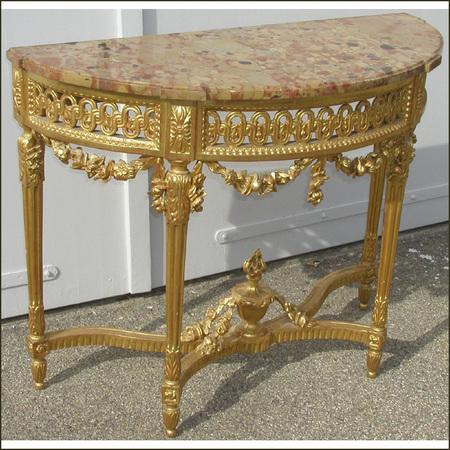 Historia del mueble y de la decoraci n interiorista 17 neoclasicismo estilo luis xvi - Muebles estilo neoclasico ...