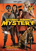 Poster Aaturday Morning Mystery WEBRip AVI e RMVB Legendado (2013)