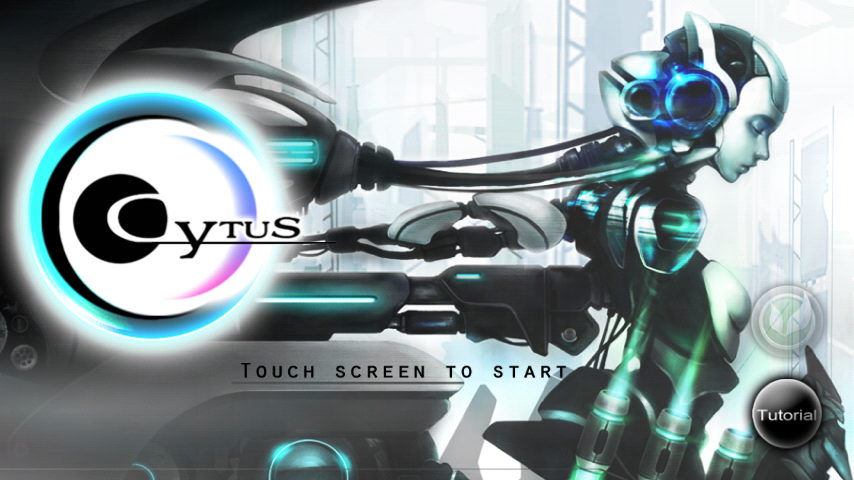 Cytus, Game, Android, iOS, Rayark, Music, Download