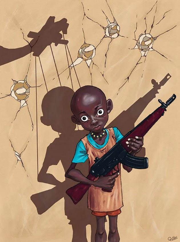 controversial illustrations aka luis quiles gunsmithcat-11