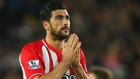 Southampton 0 : 1 Swansea City Video
