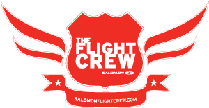 Proud Member of Salomon's Flight Crew