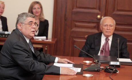 Οι θέσεις ευθύνης που κατέθεσε ο Γ.Γ. της Χρυσής Αυγής κ.Νίκος Μιχαλολιάκος στην συνάντησή του με τον Πρόεδρο της Δημοκρατίας