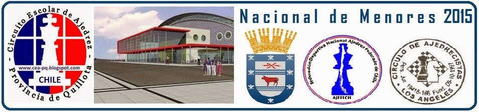 NACIONAL MENORES 2015