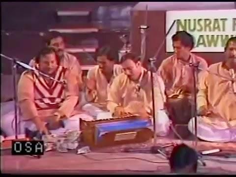 Shasawar Karbala Ki Shah sawari Ko Salam Nusrat Fateh ali Khan