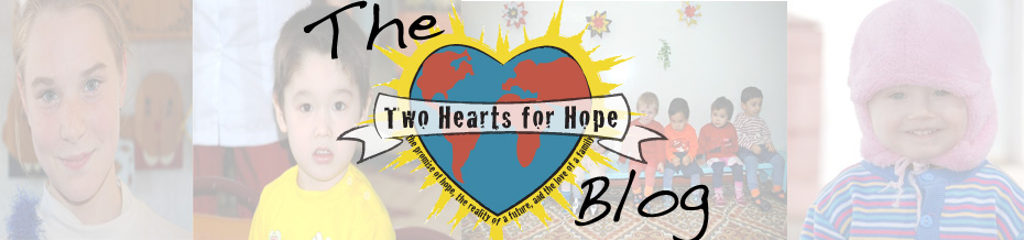 Two Hearts For Hope