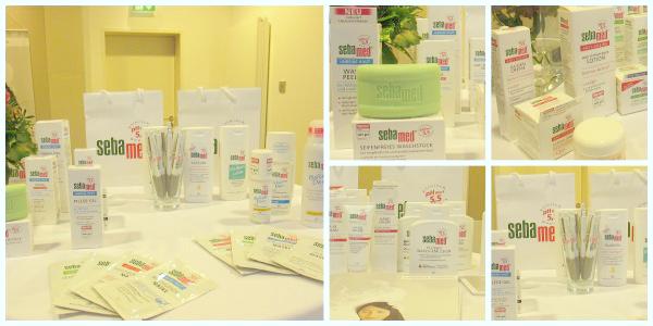 sebamed - beautypress Blogger Event