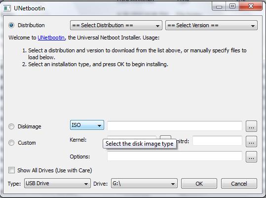 Cara Membuat Bootable Linux Di USB Flashdisk