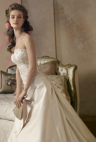 Short Colored Wedding Dresses