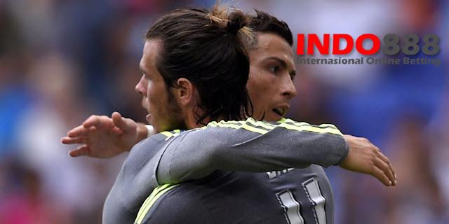 Bale Siap Melawan Ronaldo - Indo888News