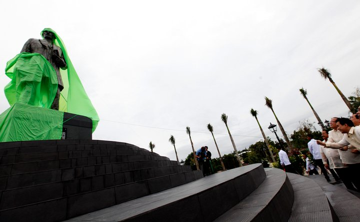 jose rizal s tallest monument By jelly f musicomanila, may 1 (pna) – an unveiling of a 26-foot bronze  monument showcasing dr jose rizal as sportsman will highlight.