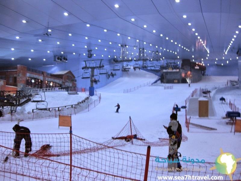 مول الامارات للتسوق عنوان Mall of the Emirates