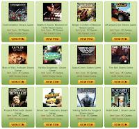 Przykładowe gry w sklepiku Tremor Games