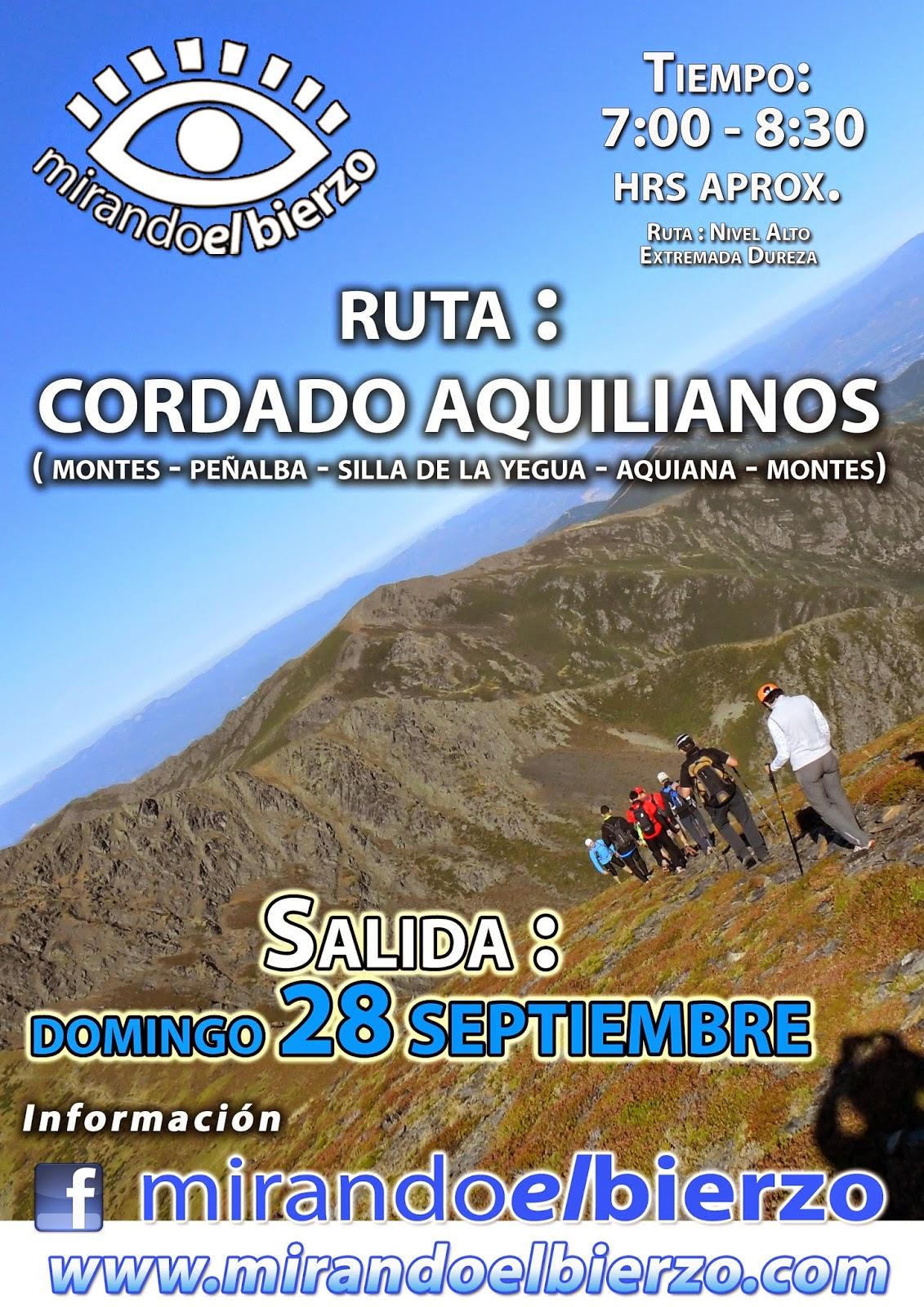 Ruta MirandoelBierzo