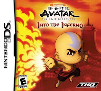 Avatar: The Last Airbender – Into the Inferno – NDS