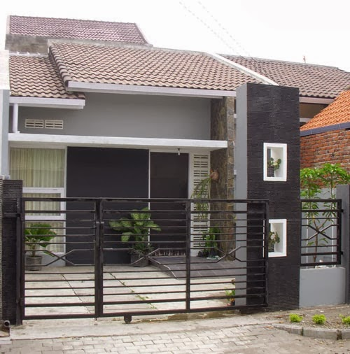 Image Result For Contoh Model Kanopi Rumah Minimalis