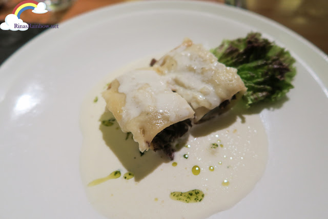 Wagyu Beef Cheek Cannelloni