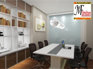 Setting Interior Furniture Office